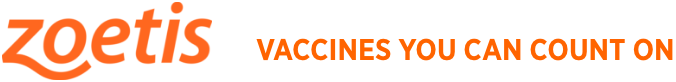 Zoetis. Vaccines you can count on.